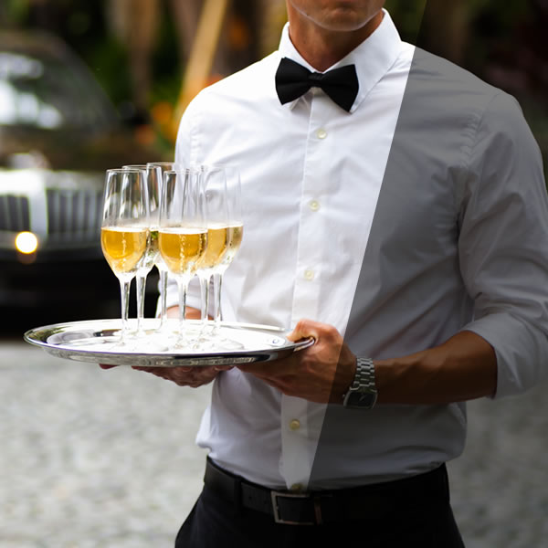 waiter events